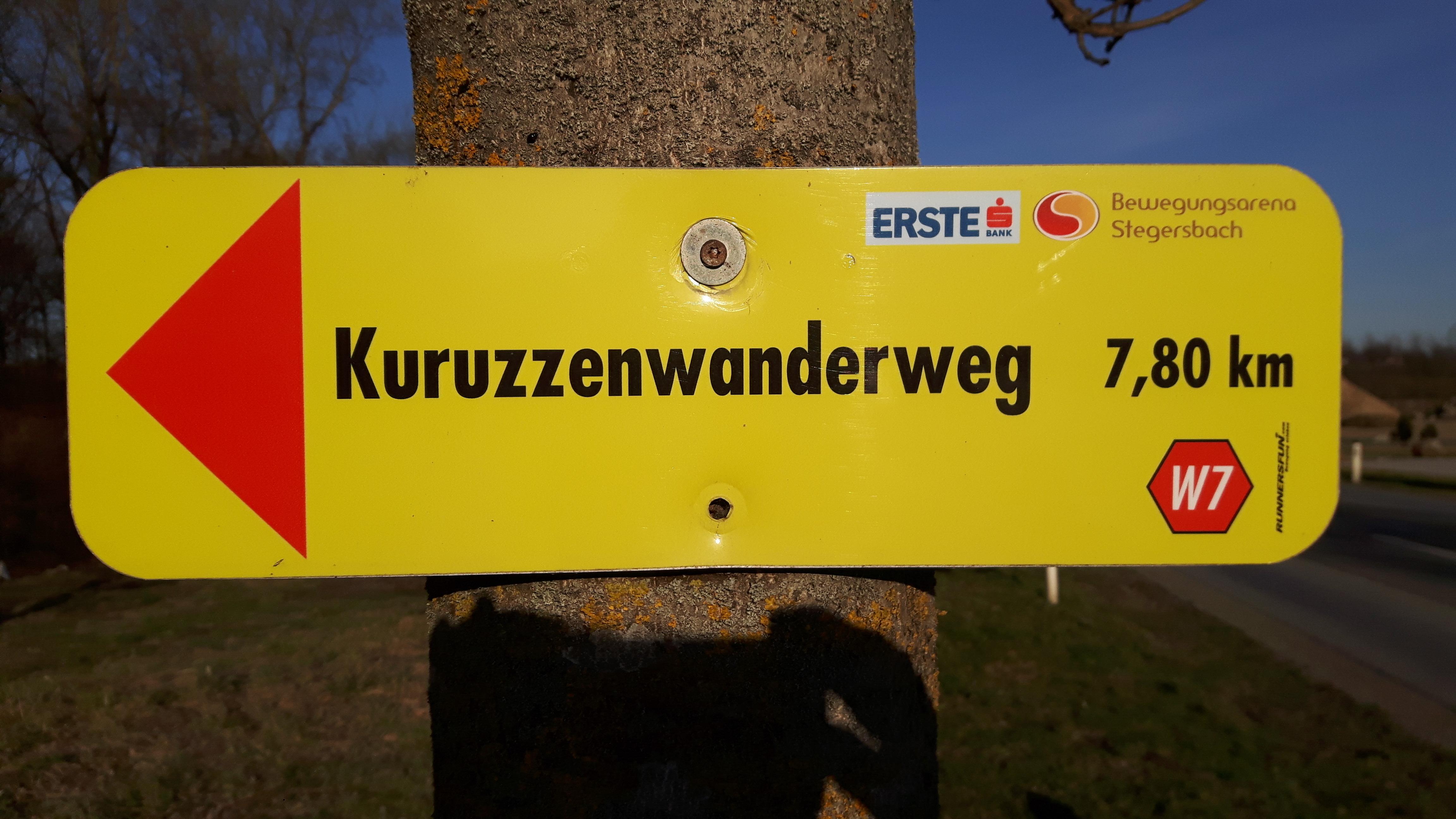 W7 Kuruzzenwanderweg