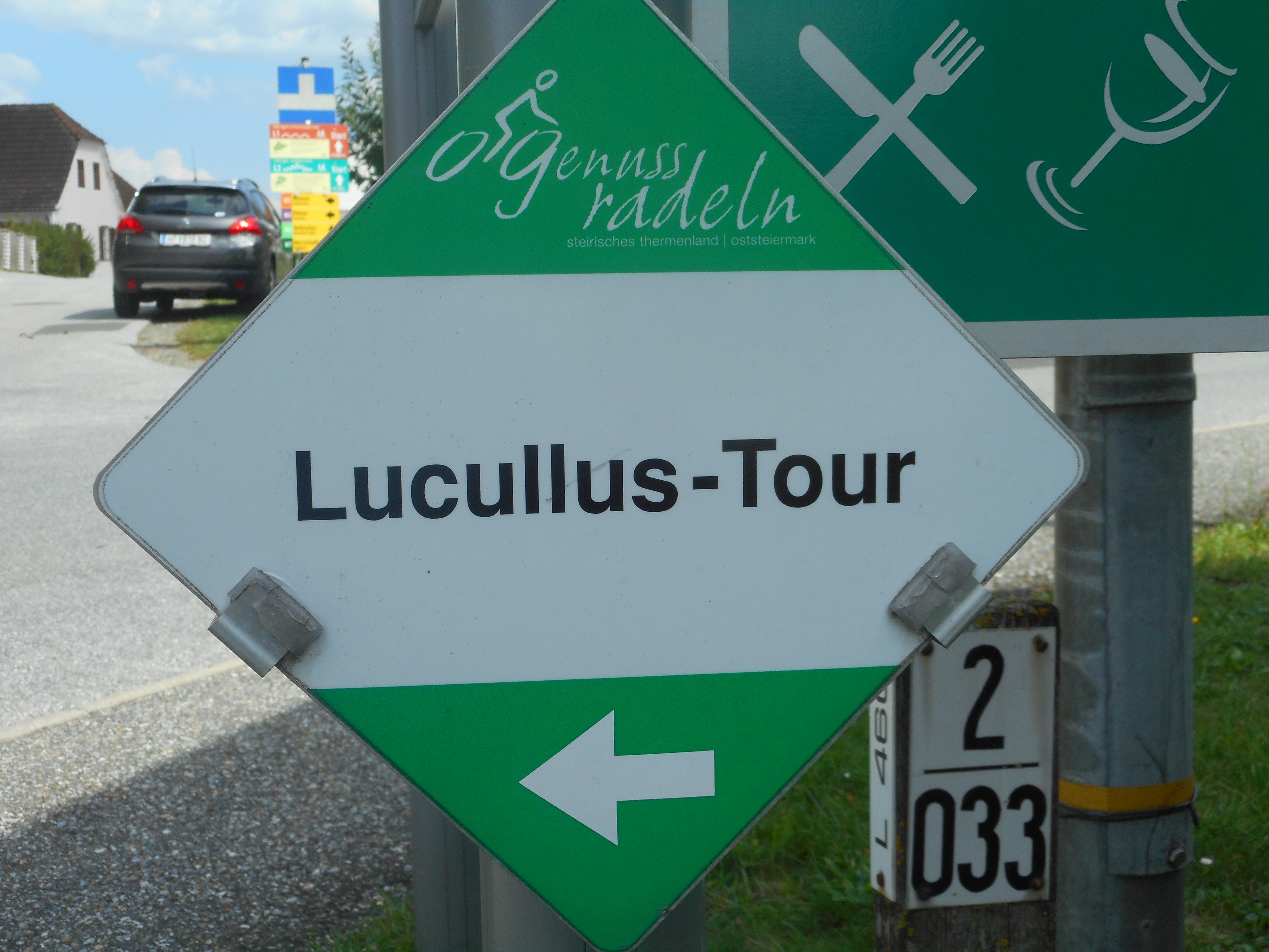 Lucullus Tour
